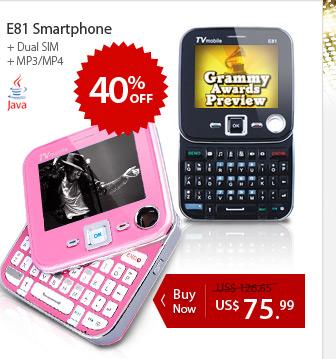 E81 Smartphone