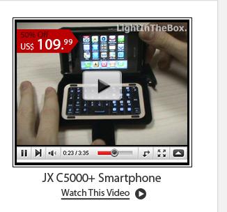 JX C5000+ Smartphone
