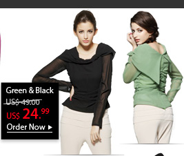 Green &Black