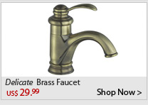 Delicate Brass Faucet