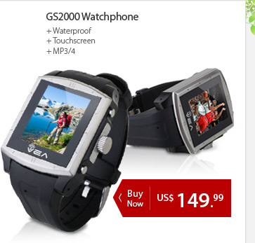 GS2000 Watchphone