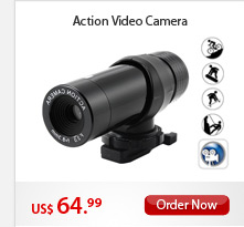 Action Video Camera