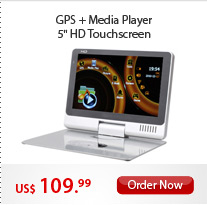 GPS + Media Player