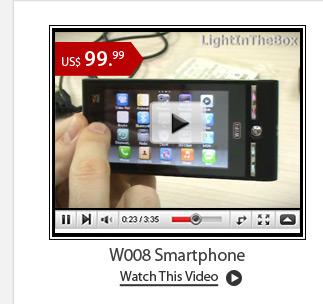 W008 Smartphone