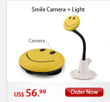Smile Camera + Light