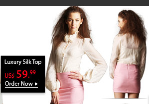 Luxury Silk Top