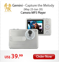 Camera MP3 Player