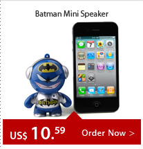 Batman Mini Speaker
