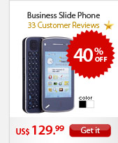 Business Slide Phone