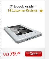 """7"""" E-Book Reader"""
