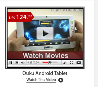 Ouku Android Tablet