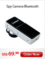Spy Camera Bluetooth