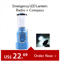 Emergency led lantern