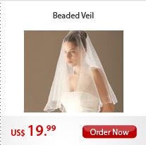 Beaded Veil