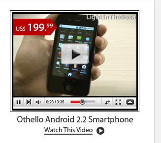 Othello Android 2.2 Smartphone