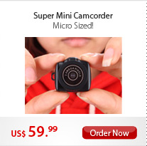 Super Mini Camcorder