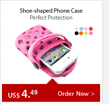 Shoe-shaped Phone Case
