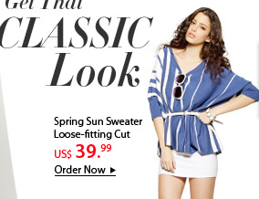 Spring Sun Sweater