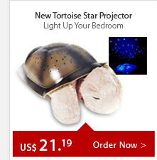 New Tortoise Star Projector