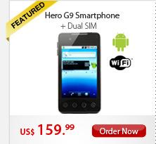 Hero G9 Smartphone