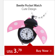 Beetle Pocket Watch