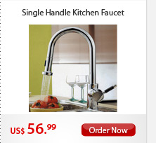 Single Handle Kitchen Faucet