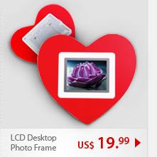 LCD Desktop Photo Frame