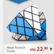 Magic Pyramid Puzzle