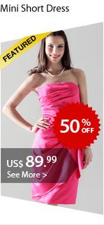 Mini Short Dress