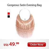 Gorgeous Satin Evening Bag