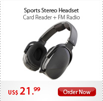 Sports Stereo Headset
