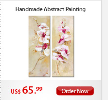 Handmade Abstract Painting