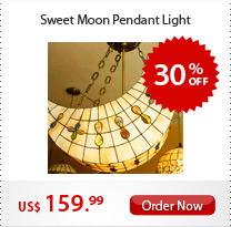 Sweet Moon Pendant Light