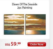 Dawn Of The Seaside