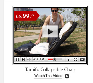 Tamifu Collapsible Chair