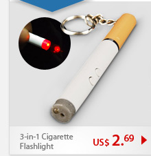 3-in-1 Cigarette Flashlight