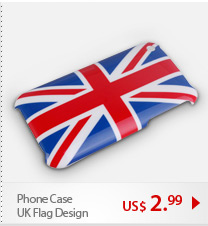 phone case uk flag design