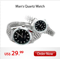 Man's Quartz Watch