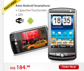 Astro Android Smartphone