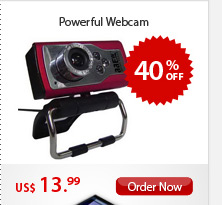 Powerful Webcam