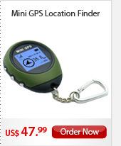 Mini GPS Location Finder