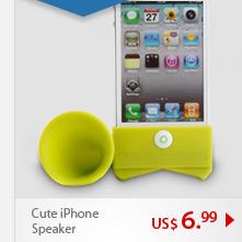 Cute iPhone Speaker