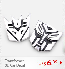 Transformer 3D Car Decal