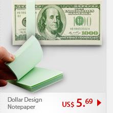 Dollar Notepaper