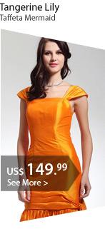 Tangerine Lily