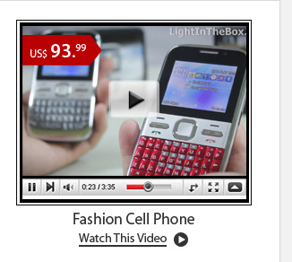 Fashion Cell Phone