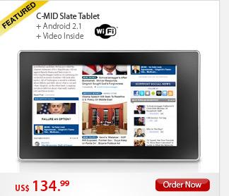 C-MID Slate Tablet
