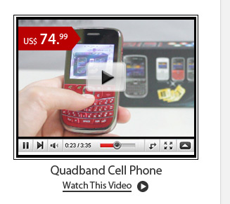 Quadband Cell Phone