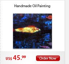 Handmade Oil Painting