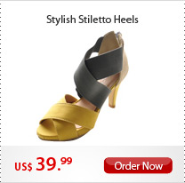 Stylish Stiletto Heels
